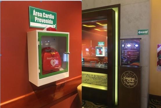 Casino club implementó programa de CuidaRSE