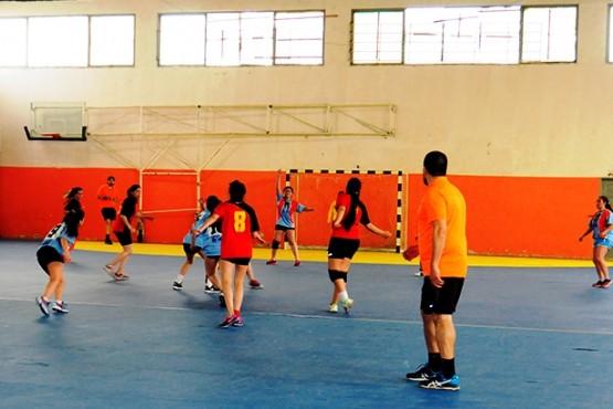 Hoy comienza el torneo del Handball Juvenil