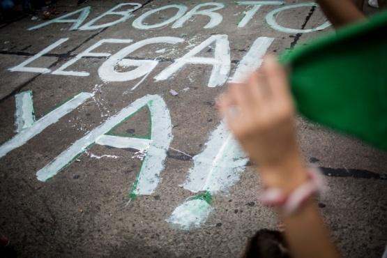 Pañuelazo en Río Gallegos por el aborto legal, seguro y gratuito