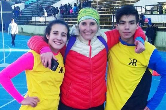 Los atletas de Rospentek siguen en ganadores