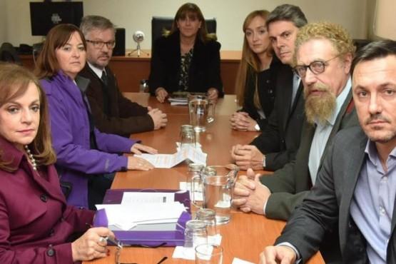 Mutuo respaldo respecto a las investigaciones sobre el ARA San Juan
