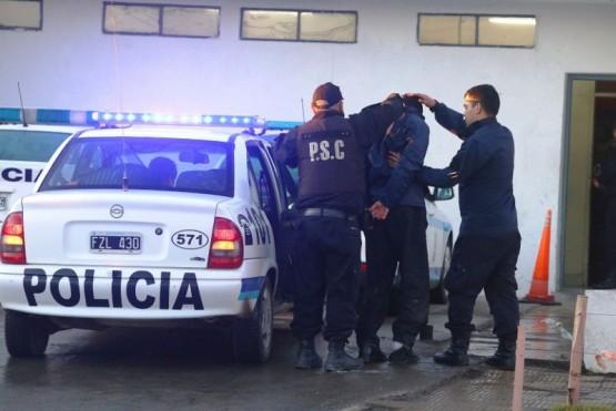 Detenido durante un allanamiento por varios robos