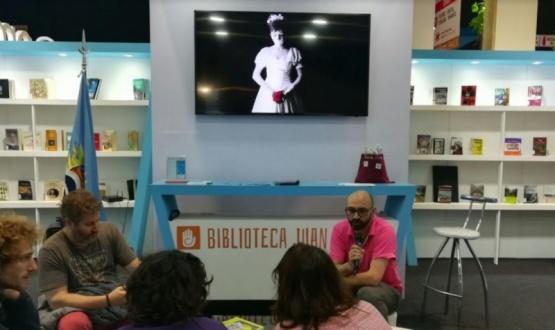 Dos grandes obras en la Feria del Libro