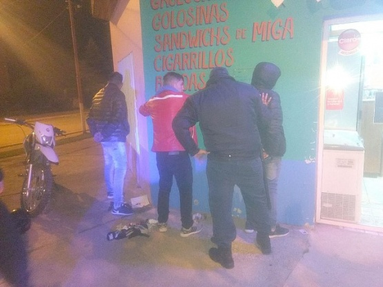 Dos sujetos que eran buscados en Río Gallegos fueron detenidos en El Calafate
