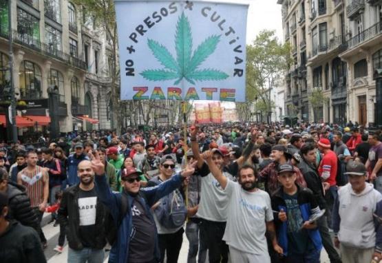Buenos Aires podría recaudar US$ 25 millones en impuestos a la marihuana