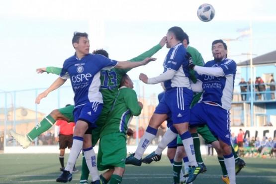 U.P.P., Belgrano y Juventud Petrolera se metieron en semifinales