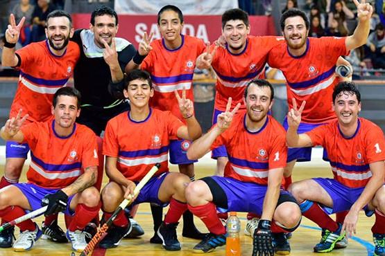 Otra vez el título nacional de clubes se fue para El Calafate