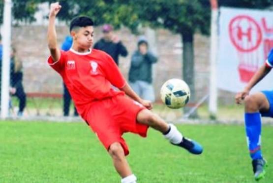 Gauto fue convocado a la Selección Argentina Sub 15
