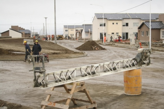 Ratifican que Nación aprobó la construcción de 907 viviendas