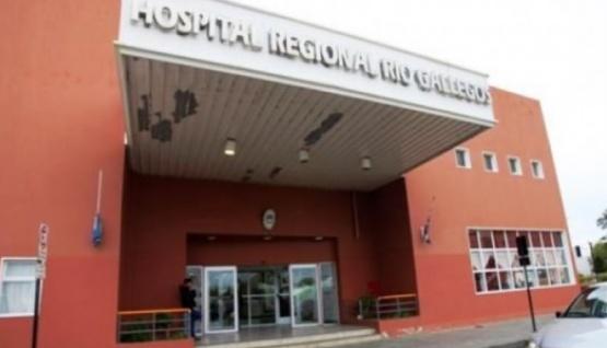 Hay normalidad en los sectores del Hospital.