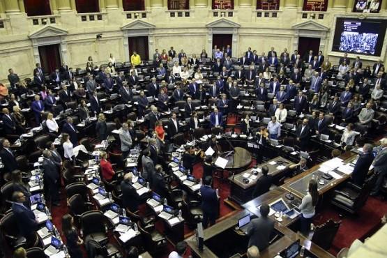 Diputados aprobó los límites a subas tarifarias. Foto:NA
