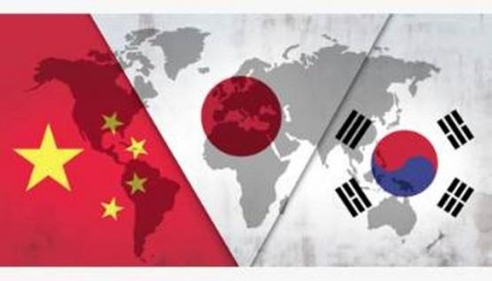 Japon, China y Corea del Sur buscan consenso para resolver la situación con Corea del Norte