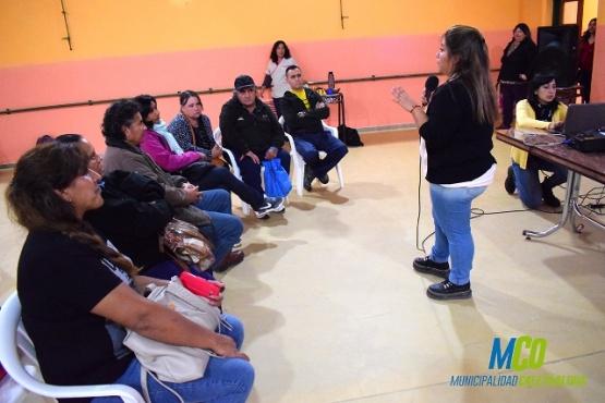 Charla sobre derechos y Discapacidad en la Escuela Especial N° 13