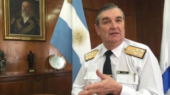 Ex jefe de la Armada declarará este martes ante la Bicameral