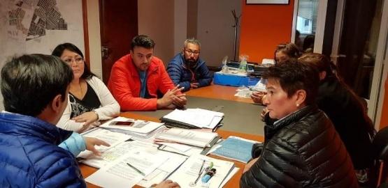 El IDUV firmó convenio con SUTRAVISC