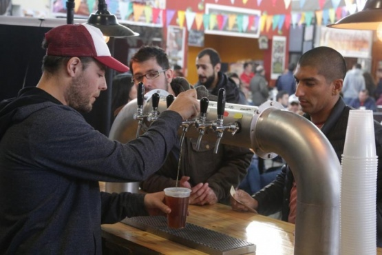 La cerveza, el atractivo principal.