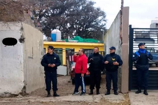 Esclarecen tres robos durante un allanamiento