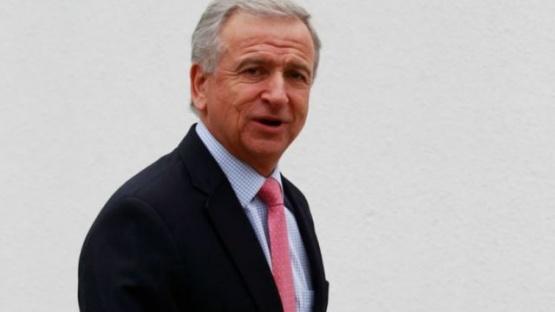 El ministro de Hacienda chileno pide