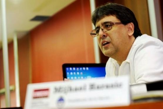 Harasic podría disputarle el Comité Provincia al candidato del oficialismo