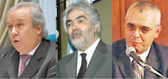 Inhibieron los bienes de los ex gobernadores Acevedo, Sancho y Peralta