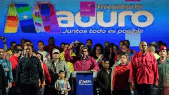 Maduro gana las controvertidas elecciones con un
