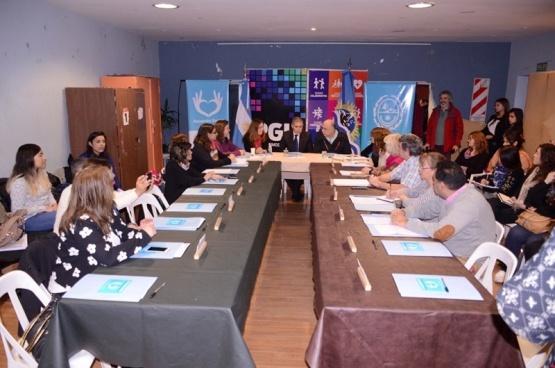 Comenzó a sesionar el Consejo Provincial de Niñez, Adolescencia y Familia