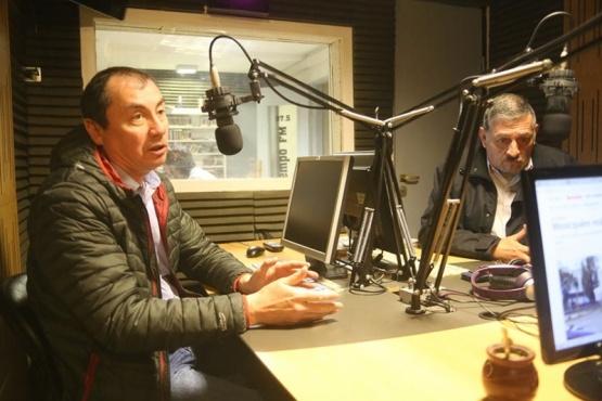 Ruiz dijo que hubo violencia de la Junta Electoral por excluir la lista