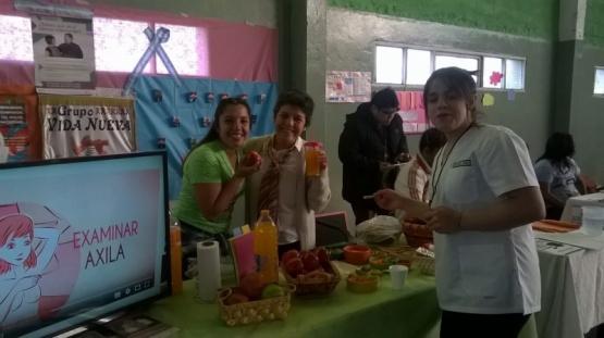 El hospital San Lucas presente en Mujeres en Movimiento