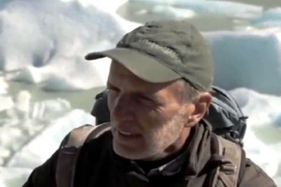 Santa Cruz impulsó respaldo nacional a reconocido glaciólogo