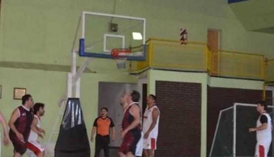 """Torneo de básquet """"El Tercer Tiempo Deportivo"""""""
