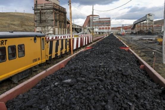 YCRT informó que enviará 25 vagones de carbón grueso