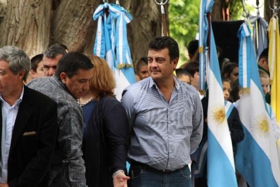González denunció la aparición de audios intimidatorios