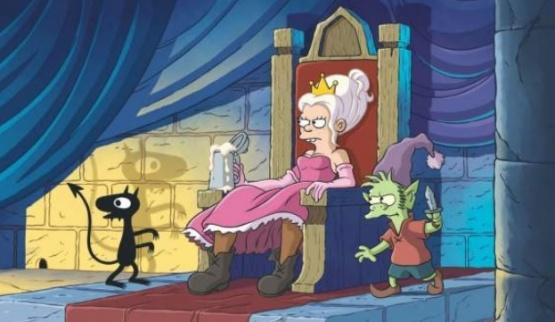 El creador de Los Simpsons tendrá una nueva serie en netflix
