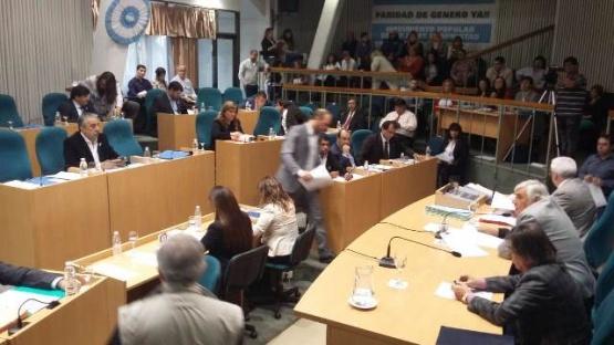 Tratarán en comisiones el proyecto para pedir intervención del Municipio de Las Heras