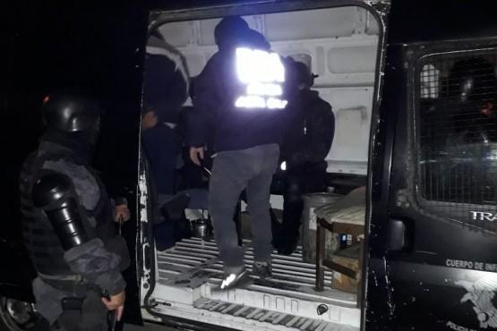 Incautaron tres armas de fuego en allanamiento por robo