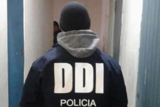 Detenido por provocar disturbios tenía marihuana