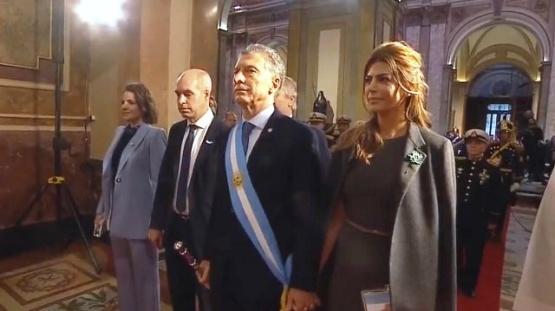 Macri asiste al Tedeum por el 25 de Mayo