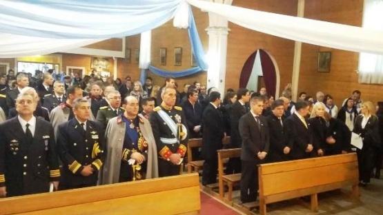 Autoridades municipales y provinciales participan del Tedeum