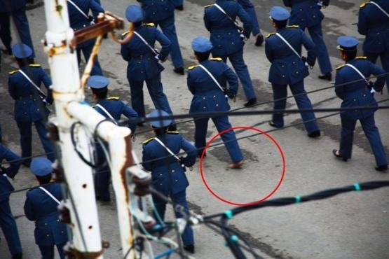 """Las """"perlitas"""" que dejó el desfile"""