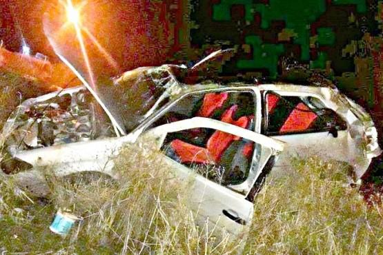 Heridos en un vuelco fueron trasladados a Río Gallegos