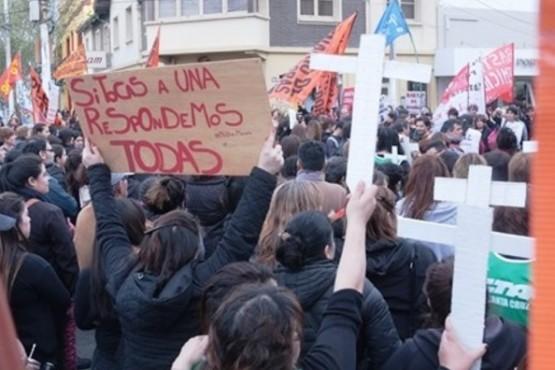 El 4 de junio será el nuevo #NiUnaMenos en Río Gallegos