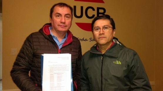 Con Jorge Cruz a la cabeza, se presentó la lista Unidad