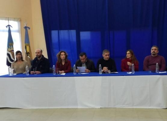 La Ministra de Salud participó de la inauguración de obras