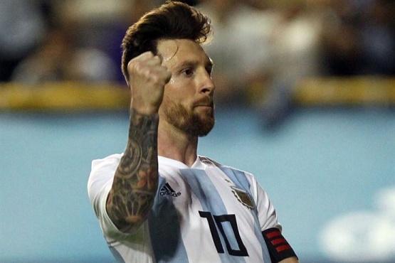 Al Mundial con el pie derecho
