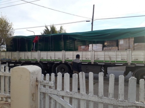 Programas de asistencia social en Puerto San Julián