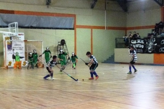 Se jugó fecha de Liga del Hockey Pista en El Calafate