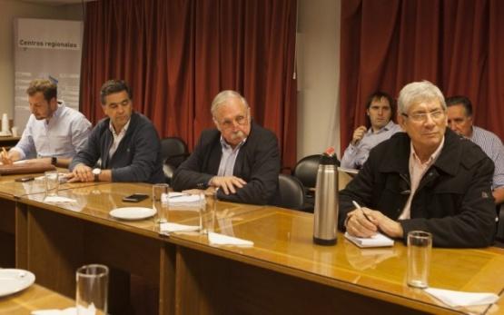 Santa Cruz participó de reunión sobre avances tecnológicos en barrera sanitaria