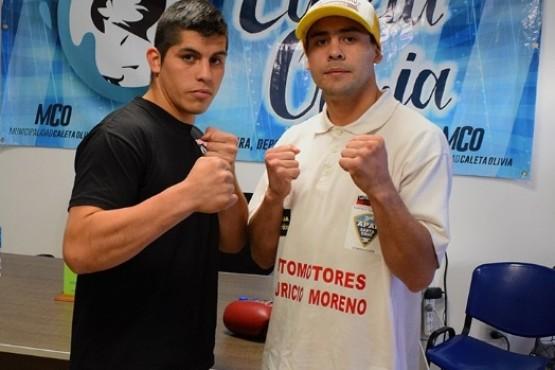 Habrá velada de boxeo profesional en Caleta Olivia