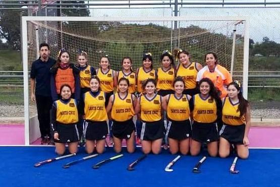Noroeste campeón y Santa Cruz Norte sexto en el Argentino Damas Sub-18