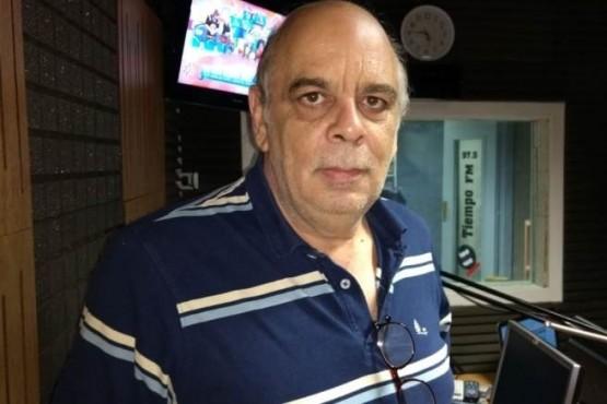 En Vivo: Giubetich en TiempoFM